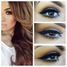 Make up Inspiration - GlamyMe