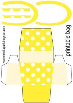 Free printable purse box - ausdruckbare Geschenkschachtel - freebie | MeinLilaPark – DIY printables and downloads