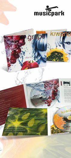 CD-Covergestaltung Cd Cover, Grafik Design