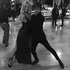 Rydellington on the dance floor