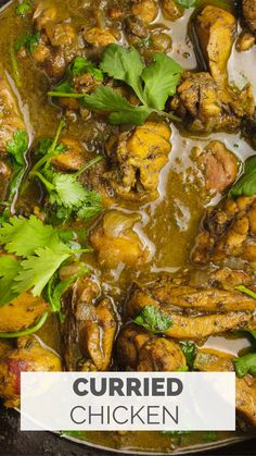 Trinidad Curry Chicken, Caribbean Curry Chicken, Baked Curry Chicken, Trinidad Food, Jamaican Curry Chicken, Trinidad Recipes, Caribbean Food, Caribbean Recipes, Jamaican Recipes