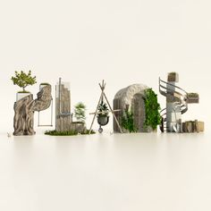 Plant Type on Behance