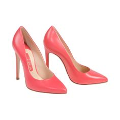 Mischa Red, Shoes | Gina