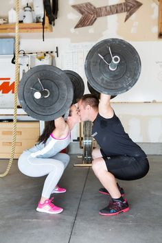 Simply Sadie Jane, Inspiring fitness blogger who is now an at-home crossfitter who will show you how to do crossfit at home! She's literally AMAZING! http://www.simplysadiejane.com/2014/01/6-week-at-home-crossfit-inspired-workouts-week-1.html