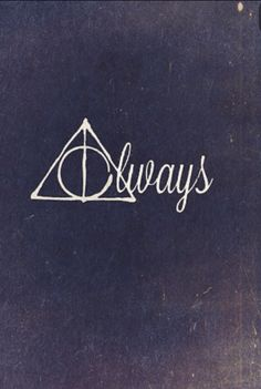 'After all this time?' - 'Always.'  #potterhead