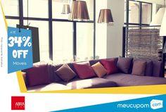 Encontramos uma oferta de até 34% OFF em Móveis na #AbraCasa. Confira aqui:http://goo.gl/oPVFuy