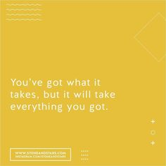 Today's words of wisdom from @stoneandstars #thrive #grow #prosper #hustle #motivation #inspiration #entrepreneur #girlboss #boss #quote #wisdom #work #stoneandstars