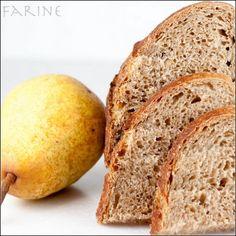 Farine: World Bread Day 2012: Pear and Spelt Bread