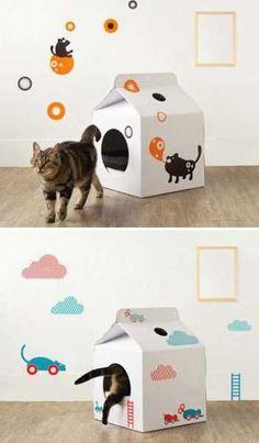 33 Modern Cat and Dog Beds, Creative Pet Furniture Design Ideas