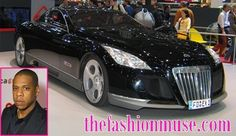 Jay Z Maybach Exelero $8 million & other expensive celeb cars