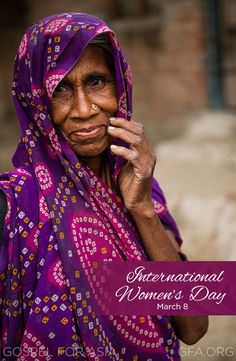 Sunday, March 8, is International Women's Day! Today, learn how you can do something to help women in South Asia who are abused and trampled for no other reason than the fact that they are women. http://veiloftearsmovie.com/international-womens-day/