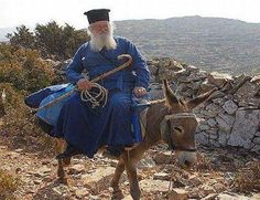We Are The World, People Of The World, Orthodox Christianity, Love Affair, Priest, Bradley Mountain, Greece, Culture, Island