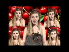 Eh, Eh, Nothing Else I Can Say (Cherry Cherry Boom Boom) by Lady Gaga, Acapella Multitrack Cover with Green Screen Video.