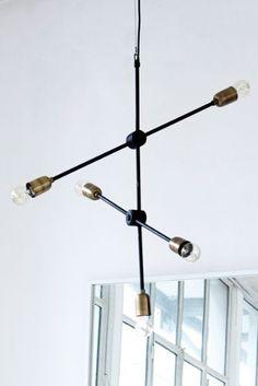 Molecular Ceiling Light £200 Rockett St George