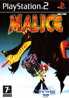 Malice. I actually thought this game was kinda cheesy, but it still brings back good memories.