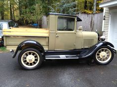 1929 Ford Model A Pickup Truck
