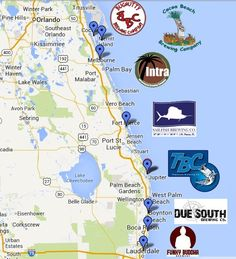 Roadtrippin' - The Southeast Florida Brewery Circuit - American Craft Beer-Day One