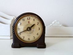 fun vintage clock