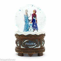 Disney SNOW GLOBE New BNIB Tinker Bell / Aristocats / Alice / Fairies and more