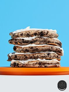 Get your OREO share at breakfast with these scrumptious OREO Cookie Pancakes.