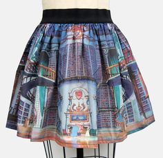 The 11 Bookish Skirts You Need For Spring