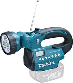 #Makita li-ion batteries body part site radio #large speaker #power light led tor,  View more on the LINK: http://www.zeppy.io/product/gb/2/222350539313/