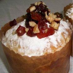 Recetas-Muy variadas-Fáciles-Económicas: Pan dulce navideño en microondas