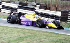 Alessandro Zanardi - Reynard 91D Mugen Zytek - Il Barone Rampante - Brands Hatch Formula 3000 Trophy - 1991 International F3000 Championship, round 7