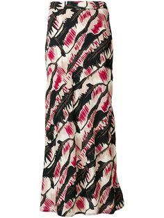 MARNI patterned skirt. #marni #cloth #