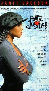 Amazon.com: Poetic Justice [VHS]: Janet Jackson, Tupac Shakur, Regina King, Joe Torry, Tyra Ferrell, Khandi Alexander, Ché J. Avery, Maya An...