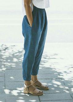 Cute casual pants.