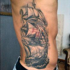 Top 75 Best Sailor Tattoos For Men - Classic Nautical Designs Sailor Jerry, Tattoos For Guys, Mens Tattoos, Pin Up, Sailor Tattoos, Nautical Design, Chest Tattoo, Male Chest, Tattoo Designs