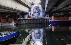 Borondo /// Le mythe de Narcisse revisité, Londres