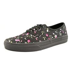 9ecf522181 Vans Floral Dots Authentic Women s Sneakers