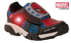 Striderite  Marvel by Stride Rite Ultimate Spider-Man (Kid)