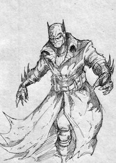 "BATMAN(DAMIAN WAYNE) For sketch challenge of ""Shadows-of-Gotham"" group [link] was done for 12 minutes Damian for sketch challenge Future Batman, Son Of Batman, Batman The Dark Knight, Batman Comic Wallpaper, Batman Artwork, Nike Wallpaper, Batman Drawing, Drawing Superheroes, Dc Comics"