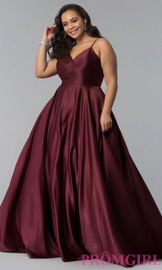 ff4e401711c Headed to Prom  We ve Found 25 Fly Plus Size Prom Dresses https