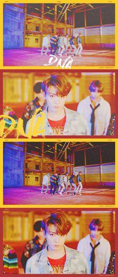 ♡ BTS ♡    #BTS #방탄소년단 #LOVE_YOURSELF 承 'Her' <DNA> MV Teaser 1 ~★彡