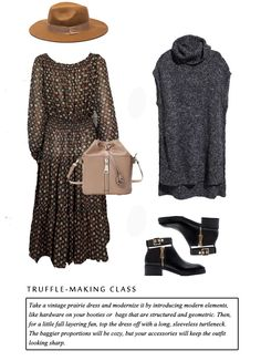 Not sure if you can pull off vintage? Here are 4 tips on how to wear vintage in a modern, non-intimidating way!