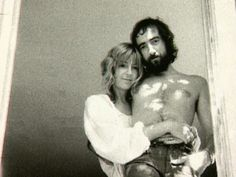 Christine and John McVie, and yes, I know exactly how long they've been apart and I don't care. I ship them anyhow!