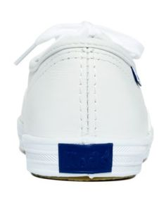 d41a322c275c Keds Women s Champion Leather Oxford Sneakers - White 5.5M Oxford Sneakers