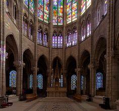 sainte denis basilica  paris