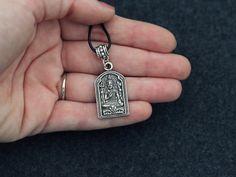Buddha OHM Choker Necklace Pendant Statement by ChokerNecklace