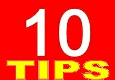 Manoj Gehi's View's On General Insurance, Life Insurance & Personal Finance.: TEN TIPS