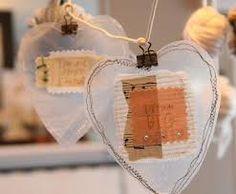 manualidades corazones de tela - Cerca amb Google