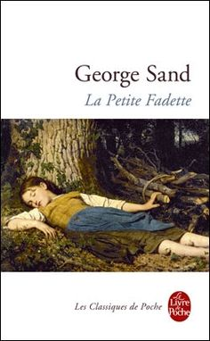 George Sand, 'La Petite Fadette', 1849. This is a cover from the Livre De Poche edition. This novel was the subject of the my French honours thesis submitted in 2012. What touched me the most about it was the quality of Sylvinet's renunciative love for Fadette and his brother Landry. The subject of Grace has attracted me the whole of my adult life.