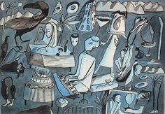 Päivi Vähälä: Klavierspieler (1999)