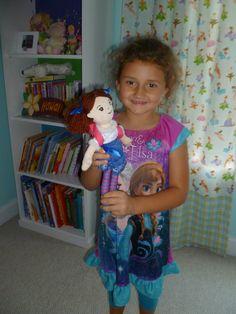 We love our Funukkah doll