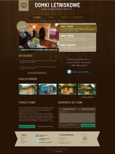 dark brown web design - #web #design