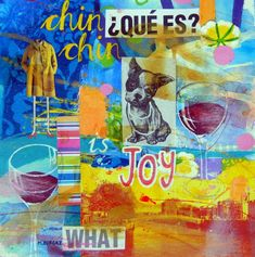 Chin, Chin - http://www.contemporary-artists.co.uk/paintings/chin-chin/
